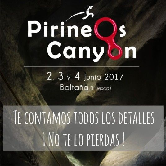 entrevista pirineos canyon cartel encuentro destacada