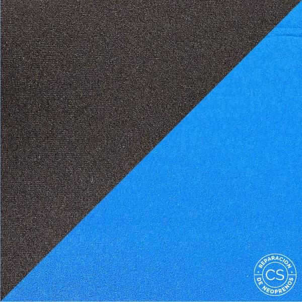 tejido neopreno nylon black royal 3mm reparar neopreno
