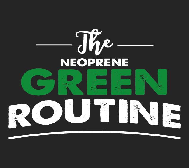 the neoprene green routine theneoprenegreenroutine mantenimiento neopreno reparar neopreno